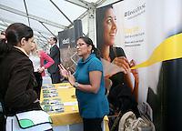 Tertiary: Careers fair