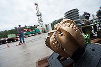2014/08/26 Brandenburg | Erdgasförderung