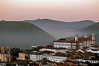 Cidade de Ouro Preto. Minas Gerais. 2009. Foto de Rogério Reis.