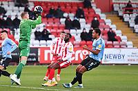 Stevenage vs Southend United 05-12-20