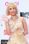 Nicole (KARA), Jun 22, 2013 : MTV VMAJ (VIDEO MUSIC AWARDS JAPAN) 2013 at Makuhari Messe in Chiba, Japan. (Photo by AFLO)