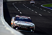 CONCORD, NORTH CAROLINA - MAY 24: Denny Hamlin, driver of the #11 FedEx SupportSmall Toyota,  drives during the NASCAR Cup Series Coca-Cola 600 at Charlotte Motor Speedway on May 24, 2020 in Concord, North Carolina. (Photo by Jared C. Tilton/Getty Images)