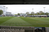 General view of the ground during Essex Eagles vs Hampshire, Royal London One-Day Cup Cricket at The Cloudfm County Ground on 28th April 2019