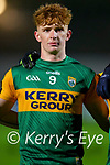 Caolán Ó Connaill, Kerry during the Munster Minor Semi-Final between Kerry and Cork in Austin Stack Park on Tuesday evening.