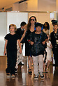Angelina Jolie Arrives in Japan