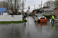 Flooding around Montreal, May 2017<br /> <br /> PHOTO  :  Agence Quebec Presse
