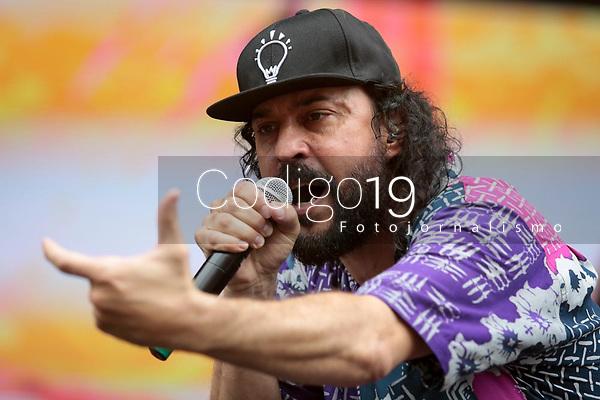 SAO PAULO, SP 07.04.2019: LOLLAPALOOZA-SP - Show com Gabriel, o Pensador. Lollapalooza Brasil 2019, que acontece de 05 a 07 de abril no Autodromo de Interlagos, zona sul da capital paulista. (Foto: Ale Frata/Codigo19)