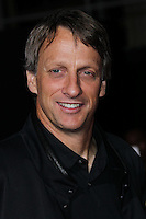 """HOLLYWOOD, CA - MARCH 06: Tony Hawk at the Los Angeles Premiere Of DreamWorks Pictures' """"Need For Speed"""" held at TCL Chinese Theatre on March 6, 2014 in Hollywood, California. (Photo by Xavier Collin/Celebrity Monitor)"""