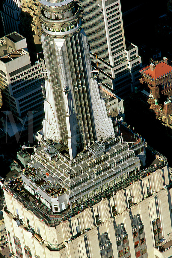 """#JP0659 """"Empire State Building Observatory - New York NY"""