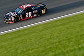#20: Erik Jones, Joe Gibbs Racing, Toyota Camry Reser's