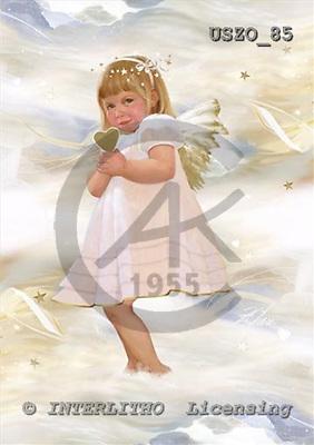 Donald, CHILDREN, paintings, Angel of Love, USZO85,#k# Kinder, niños, illustrations, pinturas angels ,everyday