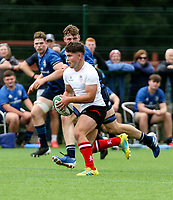 Saturday 5th September 2021<br /> <br /> Peter O'Hagan during U19 inter-pro between Ulster Rugby and Leinster at Newforge Country Club, Belfast, Northern Ireland. Photo by John Dickson/Dicksondigital