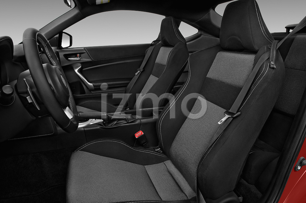 Front seat view of 2018 Toyota 86 Automatic 2 Door Coupe Front Seat  car photos