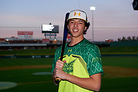 Matthew Hartford during the Under Armour All-America Tournament powered by Baseball Factory on January 17, 2020 at Sloan Park in Mesa, Arizona.  (Zachary Lucy/Four Seam Images)