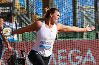 Sandra Perkovic CRO Discus throw women  <br /> Roma 31-05-2018 Stadio Olimpico<br /> IAAF Diamond League Golden Gala <br /> Meeting Atletica Leggera - Track and Fields <br /> Foto Cesare Purini / Insidefoto