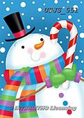 Janet, CHRISTMAS SANTA, SNOWMAN, WEIHNACHTSMÄNNER, SCHNEEMÄNNER, PAPÁ NOEL, MUÑECOS DE NIEVE, paintings+++++,USJS551,#x#