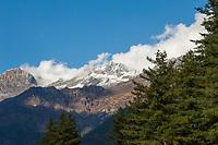 Bhutan Himalayas.
