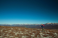 The Cairngorms from Morrone, Aberdeenshire