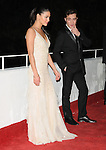 """Jessica Szohr & Ed Westwick at Art of Elysium 3rd Annual Black Tie charity gala '""""Heaven"""" held at 990 Wilshire Blvd in Beverly Hills, California on January 16,2010                                                                   Copyright 2009 DVS / RockinExposures"""