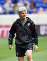 Pia Sundhage. The USWNT defeated Mexico, 1-0, during the game at Red Bull Arena in Harrison, NJ.