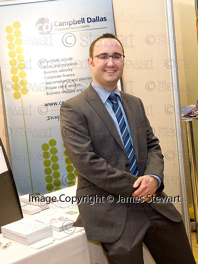 Falkirk Business Exhibition 2011<br /> Campbell Dallas