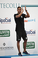Nuoto 55 Settecolli trophy Foro Italico, Rome on June 29, 2018.<br /> Swimmer Chad Le Clos, of South Africa, during the Settecolli swimming trophy in Rome, on 29 June, 2018.<br /> UPDATE IMAGES PRESS/Isabella Bonotto