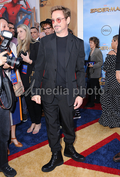 """28 June 2017 - Hollywood, California - Robert Downey, Jr.. """"Spider-Man: Homecoming"""" Los Angeles Premiere held at the TCL Chinese Theatre in Hollywood. Photo Credit: Birdie Thompson/AdMedia"""