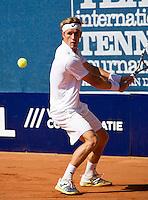 07-09-12, Netherlands, Alphen aan den Rijn, Tennis, TEAN International,     Daniel Gimeno-Traver.