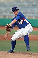 David Cales - 2012 AZL Cubs (Bill Mitchell)