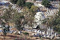 Tunis, Tunisia.  Al-Jallaz Cemetery.