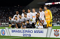 SÃO PAULO, SP, 21.09.2019: CORINTHIANS-BAHIA - Partida entre Corinthians e Bahia, pela 20ª rodada do Campeonato Brasileiro 2019, na Arena Corinthians, neste sábado (21). (Foto: Maycon Soldan/Código19)