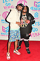 """MIAMI, FL - APRIL 23: Artist Rich B Caliente and Rapper Fuzz attend the official Premiere and debut of Jaquae and Highlight music video release """"Movie"""" at Gallery House Miami on April 23, 2021 in Miami, Florida.  ( Photo by Johnny Louis / jlnphotography.com )"""