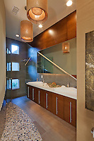 Stock photo of bath room
