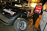 Feb 11, 2011; 8:04:34 PM; Gibsonton, FL., USA; The Lucas Oil Dirt Late Model Racing Series running The 35th annual Dart WinterNationals at East Bay Raceway Park.  Mandatory Credit: (thesportswire.net)