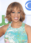 Gayle King attends CBS, THE CW & SHOWTIME TCA  Party held in Beverly Hills, California on July 29,2011                                                                               © 2012 DVS / Hollywood Press Agency