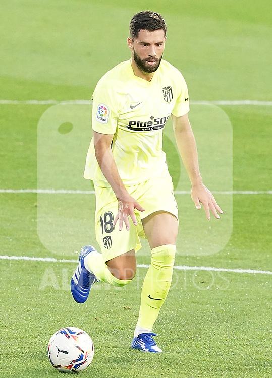 Atletico de Madrid's Felipe Augusto during La Liga match. September 30,2020. (ALTERPHOTOS/Acero)