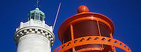 Europe/France/Provence-Alpes-Côte d'Azur/13/Bouches-du-Rhône/Marseille : Le port de commerce - Sur la jetée des phares