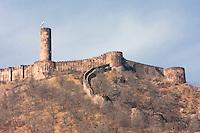 Jaigarh Fort, near Jaipur, Rajasthan, India.