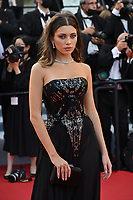 CANNES, FRANCE. July 17, 2021: Amelie Zilber at the Closing Gala & Awards Ceremony, and From Africa With Love Premiere at the 74th Festival de Cannes.<br /> Picture: Paul Smith / Featureflash