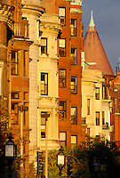 Commonwealth Avenue Back Bay residences Boston MA