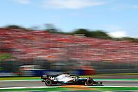 #44 Lewis Hamilton Mercedes AMG Team F1. Italian GP, Monza 5-8 September 2019<br /> Monza 07/09/2019 GP Italia <br /> Formula 1 Championship 2019 <br /> Photo Federico Basile / Insidefoto