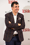 Ramon Freixa attends to the presentation of the new guide wines and wineries of the magazine CN Traveler at Ritz Hotel in Madrid, Novermber 10, 2015.<br /> (ALTERPHOTOS/BorjaB.Hojas)