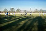 Poachers Rest 2 Ashington Comrades 5, North Northumberland League Division 2, 16th February 2008.