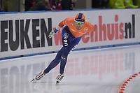 SPEEDSKATING: 22-11-2019 Tomaszów Mazowiecki (POL), ISU World Cup Arena Lodowa, 5000m Men Division A, Patrick Roest (NED), ©photo Martin de Jong