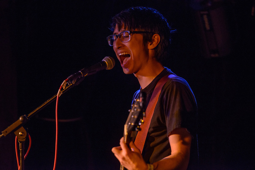 The Press's very own Ammon Swenson performs with Bad Friday as they open for Lavoy at Chilkoots.