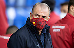 St Johnstone v Galatasaray…12.08.21  McDiarmid Park Europa League Qualifier<br />Galatasaray Head Coach Fatih Terim<br />Picture by Graeme Hart.<br />Copyright Perthshire Picture Agency<br />Tel: 01738 623350  Mobile: 07990 594431
