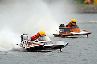 1-S and US-1    (Outboard Hydroplane)