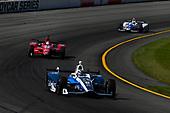 Verizon IndyCar Series<br /> ABC Supply 500<br /> Pocono Raceway, Long Pond, PA USA<br /> Sunday 20 August 2017<br /> Max Chilton, Chip Ganassi Racing Teams Honda<br /> World Copyright: Scott R LePage<br /> LAT Images<br /> ref: Digital Image lepage-170820-poc-7206