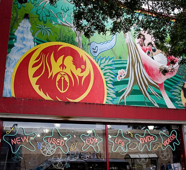 Amoeba Music, Haight Street, San Francisco, California