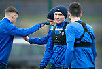St Johnstone Training…….14.02.20<br />Chris Kane pictured during this morning's training session at McDiarmid Park ahead of tomorrows game against Ross County.<br />Picture by Graeme Hart.<br />Copyright Perthshire Picture Agency<br />Tel: 01738 623350  Mobile: 07990 594431